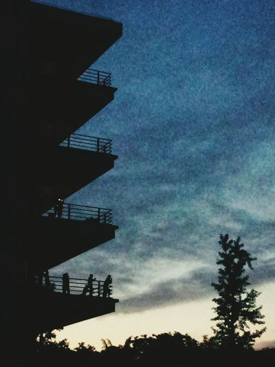Sky Outdoors Amazing View Capture The Moment Summer From My Point Of View Beautiful View Light And Shadow Light And Darkness  Hangingout Dusk Building 华北电力大学 #FREIHEITBERLIN