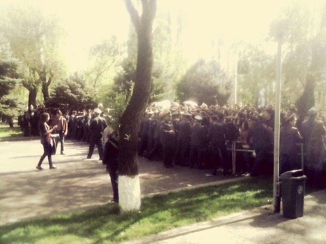 The Street Photographer - 2015 EyeEm Awards Yerevan Systemofadown April2015