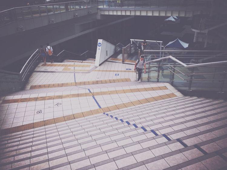 Stairs Stairways Walking Around Lookingdown Eye4curved