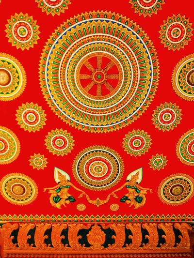 Takes you on a trip, no psychadelics required Concentric Red Pattern Temple Art Temple Artwork Religious Art Religious  Pha That Luang That Luang Thatluang Thatluangtemple Phathatluang Laos Temple Laos Travel Pha That Luang Laos Travel Laos Explore Laos Vientiane Vientiane Laos Vientiane, Laos Circles CIRCLE Of LIFE Psychedelic Psychedelicart Trippy