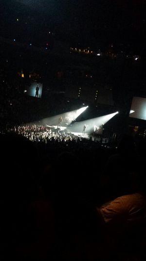 Cincinnati Winter Jam :) Christian Rock