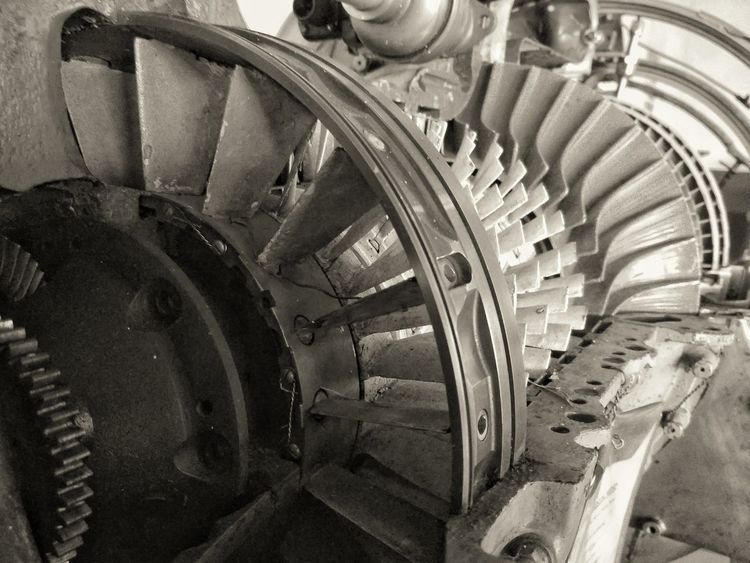 Engine Engine Repair Spiral Indoors  Spiral Staircase No People Close-up Day EyeEmNewHere AI Now