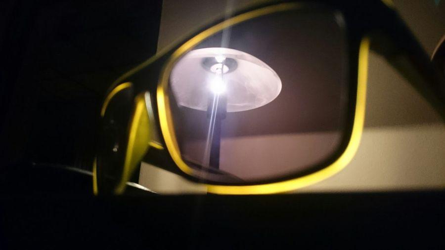 sunglasses at night B-)
