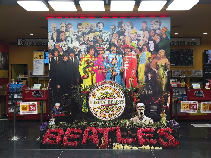 Sgt. Peppers Lonely Hearts Club Band Thebeatles 50th Music Music Photography  Sgtpepper50