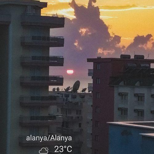 City Sunset Sky Architecture Building Exterior Built Structure Skyscraper