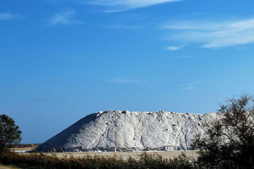 Provence France Cloud - Sky Sky Camargue Salt Salt Mountain Sky
