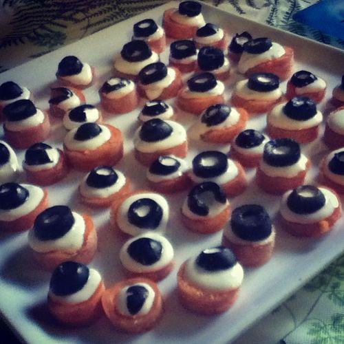 Healthy Halloween Treats ? Healthy Halloweentreats Eyeballs  Not2bad funandeasy eyes doubletap like taptap