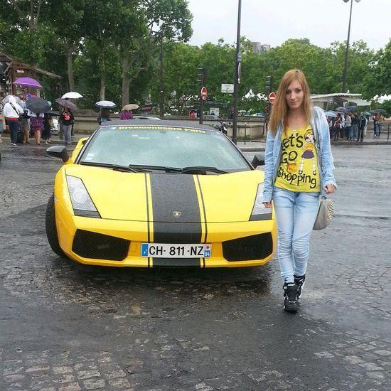 Lamborgini  Paris ❤