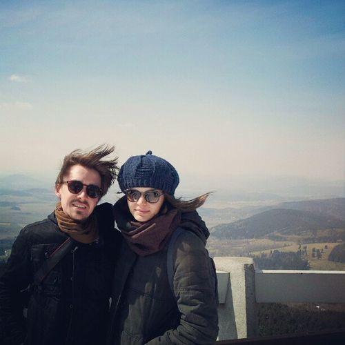 Vom Winde verweht. #Jested #Liberec Jested Liberec