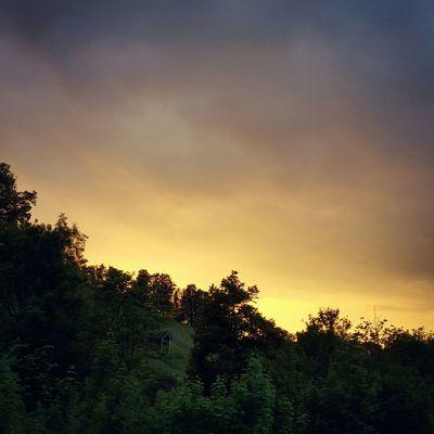 Sunset Sonnenuntergang Skyporn Clouds