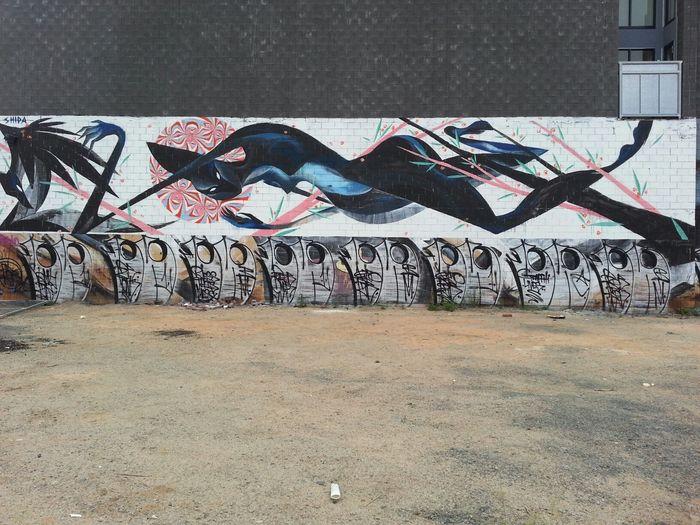 Shida Peezer Streetart Graffiti