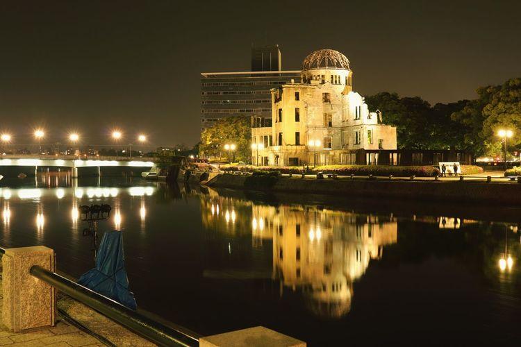 原爆ドーム Hiroshima