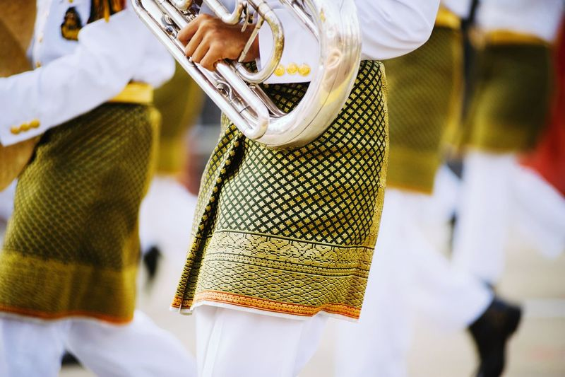Learn & Shoot: Layering Kuala Lumpur Malaysia  Street Photography Sehatisejiwa Merdeka58 Independence Day Parade Brassband Songket