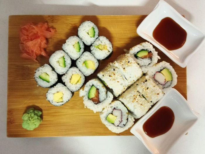 Lunch Sushi Brno First Eyeem Photo