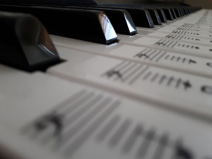 Photography Photooftheday Popular Photos No People Eyeemphotography Pentaxamania Keys Piano Piano Keys Learning Aid Notes Musical Notes Piano Moments