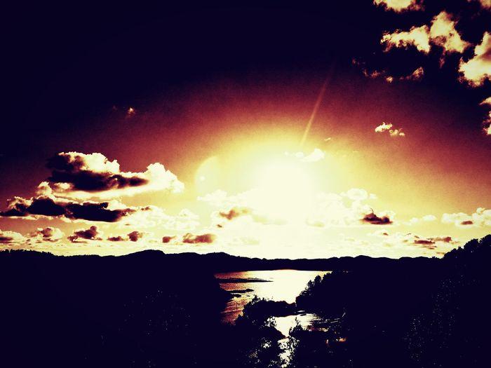 Fallout sky Sundown
