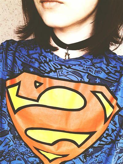 Superman Comics Selfshot