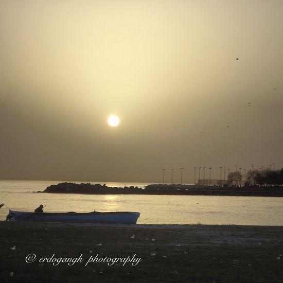 Seaside Sunset #sun #clouds #skylovers #skyporn #sky #beautiful #sunset #clouds And Sky #beach #sun _collection #sunst And Clouds Skyporn Istanbul Sun_collection, Sky_collection, Cloudporn, Skyporn Enjoying The Sun Sunset