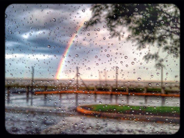 Rainbow in Buenosaires // Popckorn