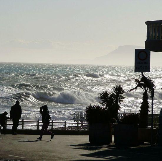 Sea Sea_collection Silouhette Silouette Storm