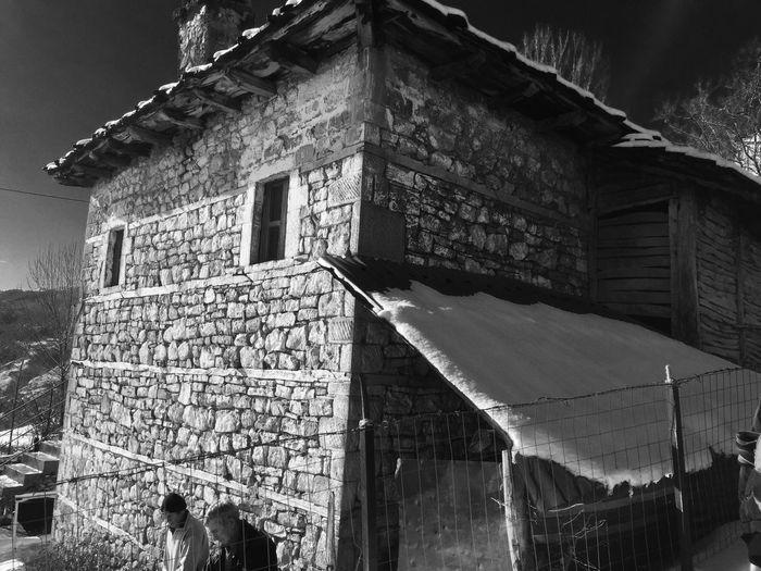 Blackandwhite Thenextbw Tirane Albania