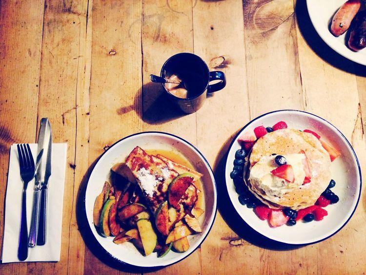 13:44 Food Porn Pancakes Yum