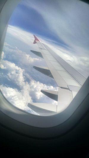 Vacation Orlando Florida Clouds