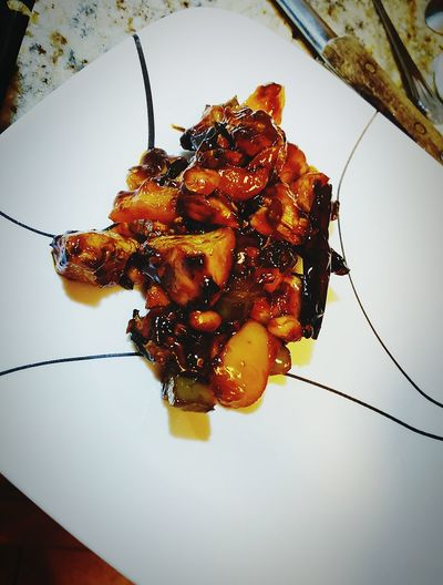KungoPao Chicken Homemade