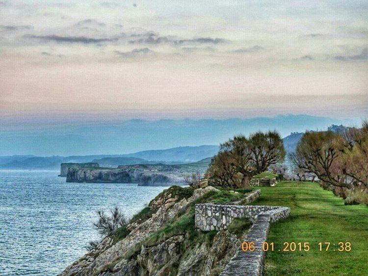 Paseo de San Pedro en Llanes Asturias Eyem Asturias