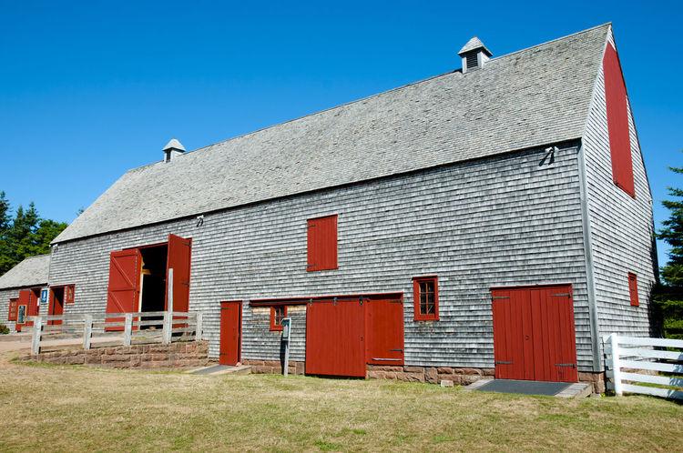 Green Gables Barn - Prince Edward Island - Canada Barn Cavendish Anne Of Green Gables Canada Prince Edward Island