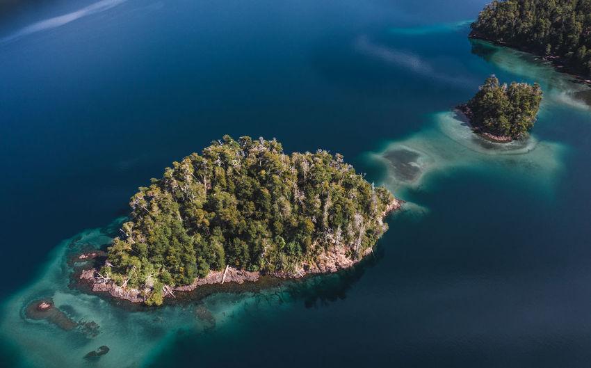 Patagonia island