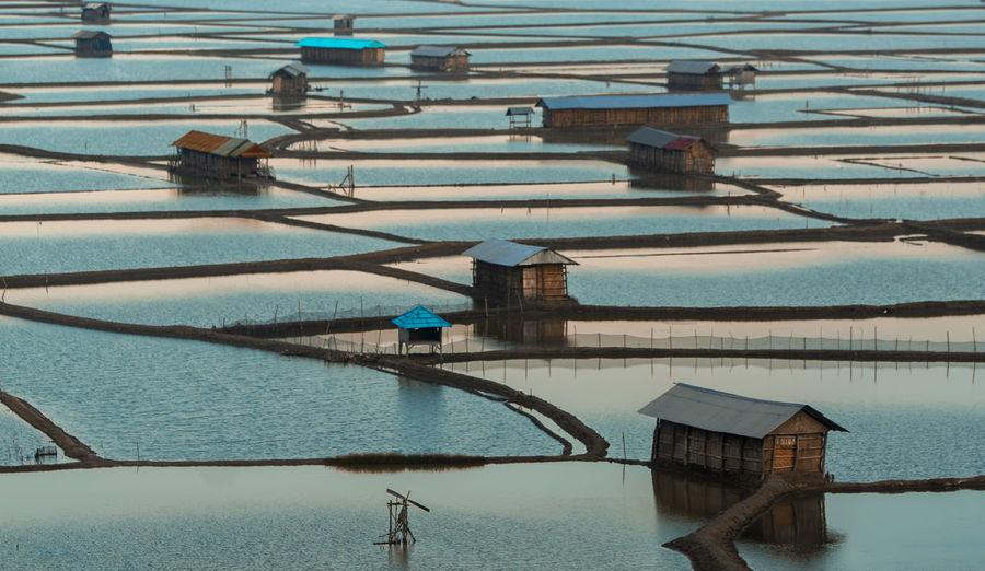 View Salt farm,