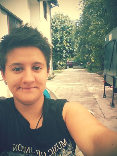 Summerfeeling , Relaxing , Chillin Out At Home , Great Weather <3 , selfie time :P