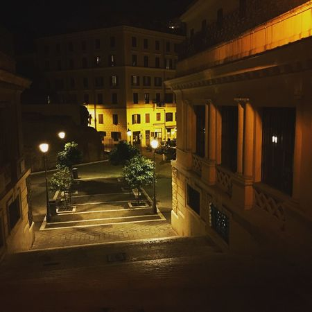Rome Colleoppio Nightphoto
