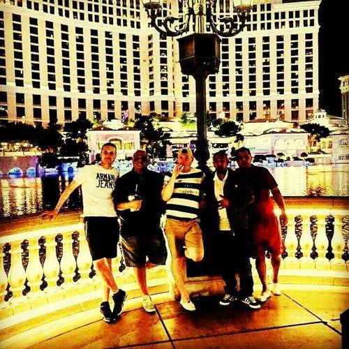 Las Vegas Architecture Real People Building Exterior Belagio Fountains Lasvegasbaby