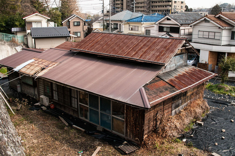 Abandoned Abandoned House Architecture Built Structure House Japan No People Tokyo EyeEmNewHere