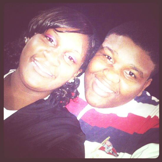 Me And My Baby:)