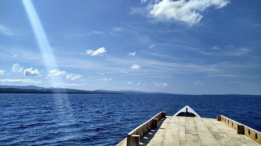 Biru lautku biru langitku Selayar Boat Bontomatene