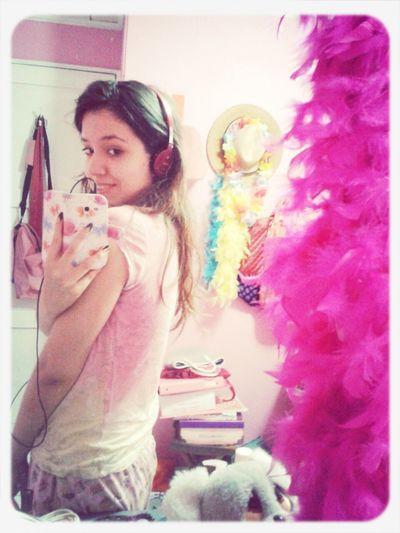No makeup selfie! First app pic. Hello World First Eyeem Photo