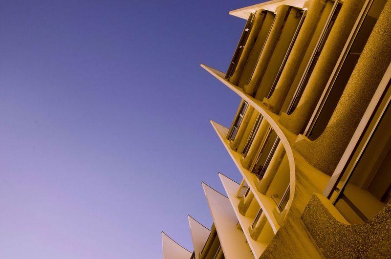 Architecture Modern Immeuble ARCHITECT Colors