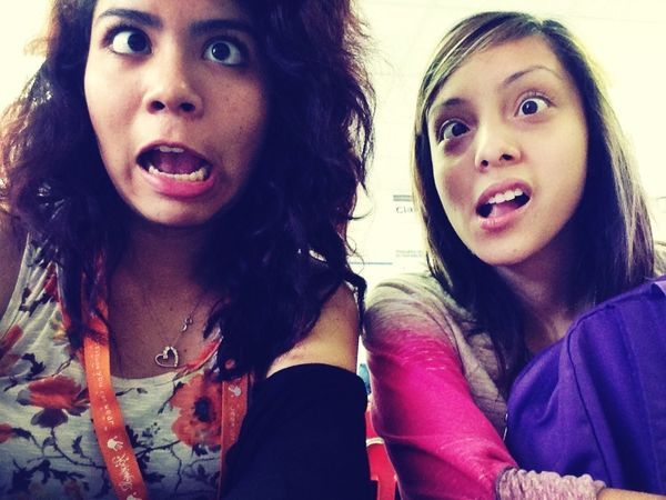 With Le'Bestfraand <3