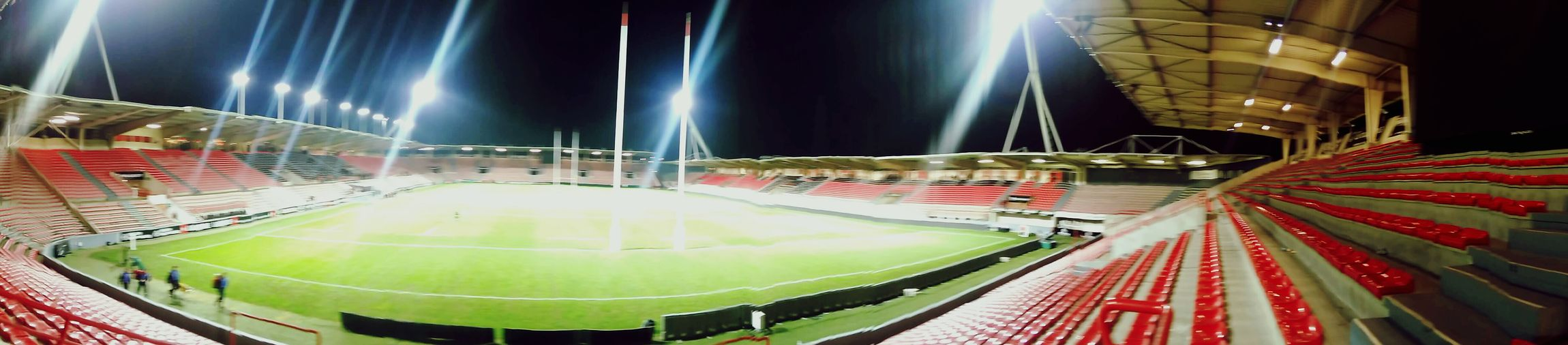 Toulouse Rugby TIME Rugby Stadium Stade Ernestwallon BigBoss