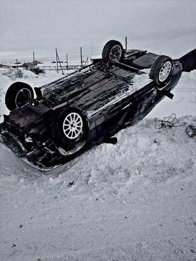 Будьте аккуратней зимой!!!