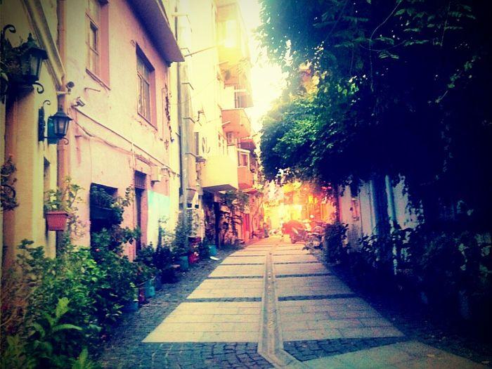 Enjoying Life Sokakta Hayat Var Barlarsokağı