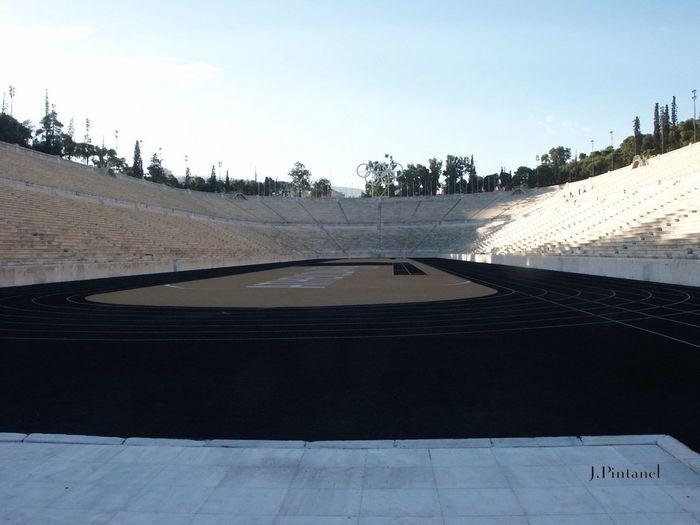 Estadio Olímpico antiguo