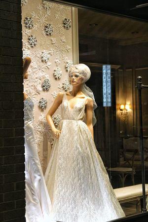 Maniquin Maniquie Doll Dress Romantic❤ Romantic Bride Wedding Dress Bride Female Likeness Mannequin Store Window Doll Window Shopping Angel Sculpture Statue Window Display