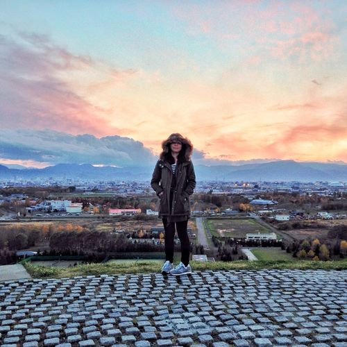 Cool On The Hill Landscape Sunset The Portraitist - 2014 EyeEm Awards Portrait Of A Friend How's The Weather Today? The Human Condition