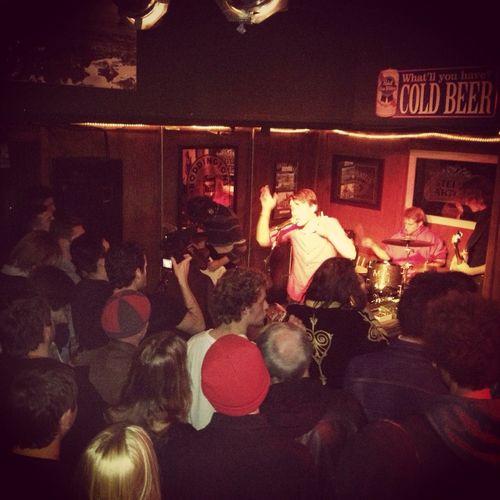 #irontom #live #band #show #obriens #santamonica