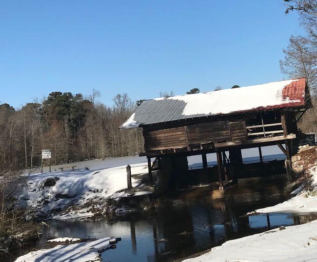 The Boney Mill