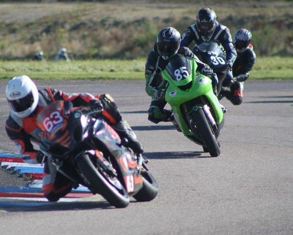 Motorcycles Thruxton